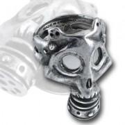 gyűrű Asphyxia - Alchemy Gótikus - R185