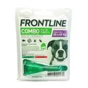 Combo spot on para cães dos 20 aos 40kg 1pipeta - Frontline