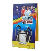 Topps Match Attax 2017/18 UEFA Champions League Advent Calendar Trading Card Game - Includes Exclusive Nordic Player Cards
