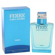 Gianfranco Ferre Acqua Azzurra Eau De Toilette Spray 1.7 oz / 50.27 mL Men's Fragrances 467833