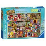 Puzzle Dulapul cu jucarii, 1000 piese