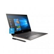 """Лаптоп HP Spectre x360 13-ap0002nu (5QX21EA), четириядрен Whiskey Lake Intel Core i5-8265U 1.6/3.9GHz, 13.3"""" (33.8 cm) Full HD IPS Touch дисплей, 8GB DDR4, 512GB SSD, 2x USB-C 3.1 Gen 2, Windows 10, 1.33 kg"""