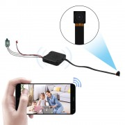 Spykamera Pihhole FULL HD s IR LED + WiFi / P2P