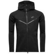 Nike Tech Fleece Windrunner FZ - Svart