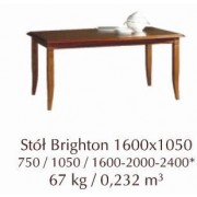 BRIGHTON Stół 2 wkł.