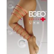 Ciorapi cu compresie medie Egeo Medica 140 den