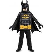 Deluxe LEGO® movie Batman kostuum voor kinderen - Verkleedkleding - Maat 122/128