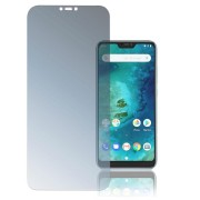 4smarts Second Glass Limited Cover - калено стъклено защитно покритие за дисплея на Xiaomi Mi A2 Lite (прозрачен)