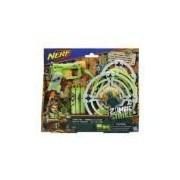 Lança Dardo Nerf Zombie Com Alvos Hasbro - A6636