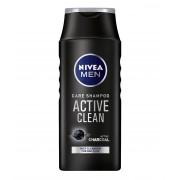 Nivea Sampon Barbati 250 ml Active Clean