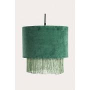 Lampskärm FRINGE grön
