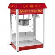 Máquina de Pipocas vermelha - design USA