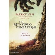 Un Monstruo Viene a Verme Mti / A Monster Calls: Inspired by an Idea from Siobhan Dowd ? Movie Tie-In, Paperback