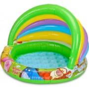 Nalle Puh pool 45 liter (Intex barnbassäng 57424)