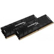 Kingston Hyper-x Predator 32Gb(16Gb x 2) DDR4-2666 (pc4-21300) CL13 1.35v Desktop Memory Module