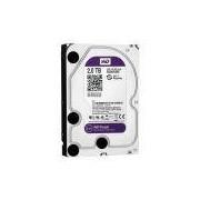 HD interno western digital purple 2 tb sata 3 surveillance - garantia 3 anos