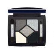 Christian Dior 5 Couleurs Designer paletka očních stínů 5,7 g odstín 008 Smoky Design