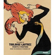 The Paris of Toulouse-Lautrec: Prints and Posters from the Museum of Modern Art [With Poster], Hardcover/Henri De Toulouse-Latrec