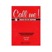 Call me. English for the telephone - Rachel Thomas - Livre