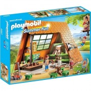 Zona de Camping Large Holiday Camp Playmobil