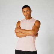 Myprotein Luxe Classic Sleeveless T-Shirt — Ljusrosa - L