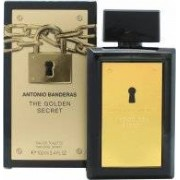 Antonio Banderas The Golden Secret Eau de Toilette 100ml Sprej