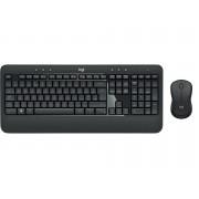 Logitech MK540 trådlöst tangentbord och mus