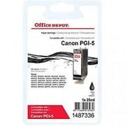 Office Depot Compatible Canon PGI-5BK Ink Cartridge Black