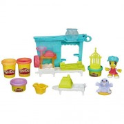 Set plastilina Hasbro Play Doh Magazinul de Animalute