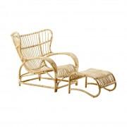 Sika-Design Teddy chair fåtölj rotting natur, sika-design