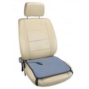 OBBOmed - Elektrische kussen - een 12V verwarmde stoelkussen - tot 55°C en beveiligend tegen oververhitting - Autostoel verwarming - SH 4050F