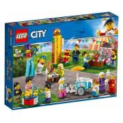 Lego City Town (60234). People Pack - Luna Park