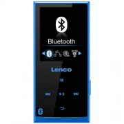 Lenco Xemio 760 BT Baladeur MP3 8 Go Bleu