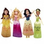 Кукла с рокля омбре, 4 налични модела, Disney Princess, Hasbro, B6446
