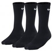 Chaussettes Nike Performance Crew pour Enfant plus âgé (3 paires) - Noir
