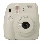 Focus Fujifilm Instax Mini 9 Kamera - Smoky White