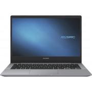 ASUSPRO P5440FA-BM0126R-BE Notebook Zilver 35,6 cm (14'') 1366 x 768 Pixels Intel® 8de generatie Core™ i7 8 GB DDR4-SDRAM 256 GB SSD Wi-Fi 4 (802.11n) Windows 10 Pro