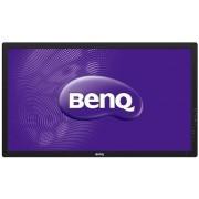 "Monitor Flat Panel LED Benq 70"" RP700+, Full HD, HDMI, 6 ms, VGA, Boxe (Negru)"