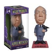FunKo Wacky Wobbler: Alfred Hitchcock Toy Figure