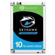 Твърд диск, Seagate SkyHawk 10TB 7200RPM 6GB/S 256MB, ST10000VX0004