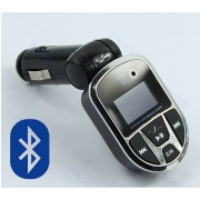 Silverfish Bluetooth MP3 - FM transmitter s handsfree
