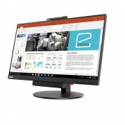 Lenovo ThinkCentre Tiny-in-One 24 monitor a LED 23.8'' touchscreen Full HD IPS 250 cd m² 1000:1 4 ms DisplayPort altoparlanti nero