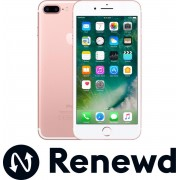 Apple iPhone 7 Plus refurbished door Renewd - 32GB - Rosegoud