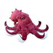 "Adore Plush Company ADORE 14"" Houdini the Giant Pacific Octopus h Stuffed Animal Toy"