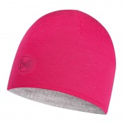 Buff® Kids Lightweight Merino Wool Reversible Hat Flerfärgad