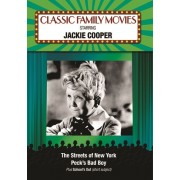 Classic Family Movies: Starring Jackie Cooper - The Streets of New York/Peck's Bad Boy [DVD]