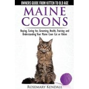 Maine Coon Cats: The Owners Guide from Kitten to Old Age: Buying, Caring For, Grooming, Health, Training, and Understandi Ng Your Maine Coon, Paperback/Rosemary Kendall