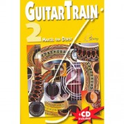 6stringmusic Guitar Train deel 2 gitaar lesboek incl. CD (Duits)