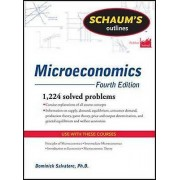 Schaums Outline of Microeconomics by Dominick Salvatore