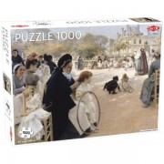 Luxembourg Gardens 1000 Piece Jigsaw Puzzle
